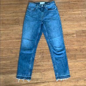 Everlane Cheeky Straight Jean